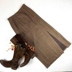 Vintage Breeches Wool/Silk Skirt SZ 6